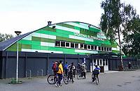 Nederland - Amsterdam - 2019. Amsterdam Noord . Sporthal Elzenhagen. Foto Berlinda van Dam / Hollandse Hoogte.