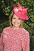 Katie Couric in Tucker dress attends the Central Park Conservancy Hat Luncheon on May 2, 2018 in the Conservatory Garden in New York, New York, USA.<br /> <br /> photo by Robin Platzer/Twin Images<br />  <br /> phone number 212-935-0770