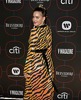 LOS ANGELES, CA - FEBRUARY 07: Anne-Marie attends the Warner Music Pre-Grammy Party at the NoMad Hotel on February 7, 2019 in Los Angeles, California.     <br /> CAP/MPI/IS<br /> &copy;IS/MPI/Capital Pictures