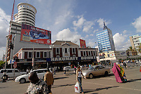 "Afrika Kenia Nairobi , Nakumatt Supermarkt im Zentrum -  Staedte Afrikaner afrikanisch xagndaz | .Africa Kenya Nairobi , Nakumatt supermarket in city center downtown .| [ copyright (c) Joerg Boethling / agenda , Veroeffentlichung nur gegen Honorar und Belegexemplar an / publication only with royalties and copy to:  agenda PG   Rothestr. 66   Germany D-22765 Hamburg   ph. ++49 40 391 907 14   e-mail: boethling@agenda-fototext.de   www.agenda-fototext.de   Bank: Hamburger Sparkasse  BLZ 200 505 50  Kto. 1281 120 178   IBAN: DE96 2005 0550 1281 1201 78   BIC: ""HASPDEHH"" ,  WEITERE MOTIVE ZU DIESEM THEMA SIND VORHANDEN!! MORE PICTURES ON THIS SUBJECT AVAILABLE!! ] [#0,26,121#]"