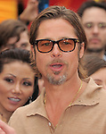 Brad Pitt at The Dreamworks Animation L.A. Premiere of Kung Fu Panda 2 held at The Grauman's Chinese Theatre in Hollywood, California on May 22,2011                                                                               © 2011 Hollywood Press Agency