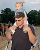 Jamie and Hanna Ness at Delaware Park on 7/2614