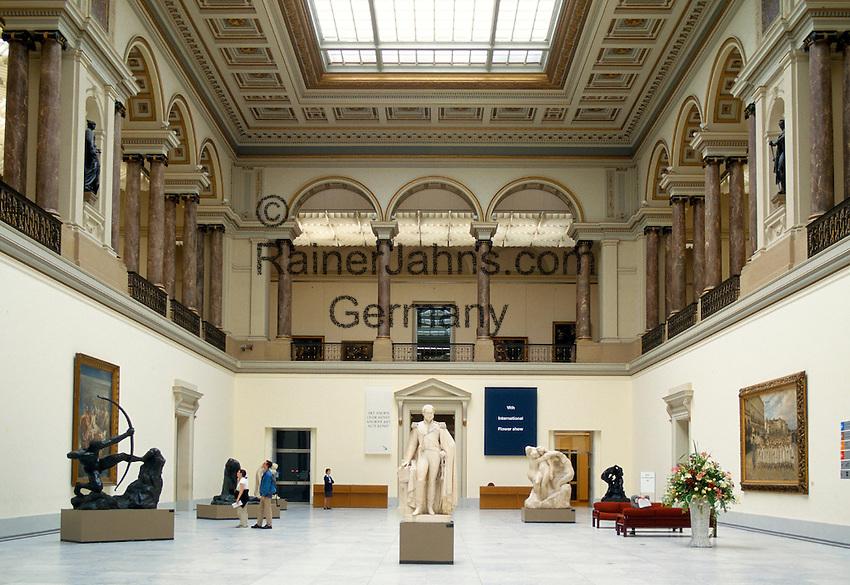 Belgium, Brussels: Royal Museums of Fine Arts of Belgium| Belgien, Bruessel: Koeniglichen Museen der Schoenen Kuenste