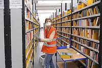 . Centro di distribuzione Amazon a Castelsangiovanni (Piacenza)....- Amazon distribution center in Castelsangiovanni (Piacenza)