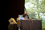 "Technician the DJ Spinnin During Rakim's Perfomance At Rakim, EPMD and FunkMaster Flex ""Salute to Hip-Hop"" Celebration of the 25th Anniversary of Rakim's Iconic Album Paid in Full at Central Park SummerStage, NY D. Salters/WENN 8/21/11"