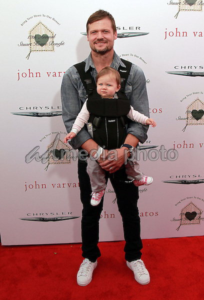 26 April 2015 - Beverly Hills, California - Bailey Chase. The Chrysler John Varvatos 12th Annual Stuart House Benefit held at John Varvatos Boutique on Melrose Avenue. Photo Credit: Theresa Bouche/AdMedia