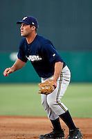 Sean Halton -  Milwaukee Brewers - 2009 Arizona League.Photo by:  Bill Mitchell/Four Seam Images