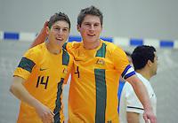 130719 International Futsal - Futsal Whites v Footsal Roos