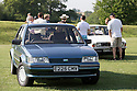 26/07/14 <br /> <br /> Austin Montego and Allego.<br /> <br /> Princess Diana's Mini Metro was the star of the show at the first ever Festival of the Unexceptional.<br /> <br /> The car show held near Silverstone celebrated the best examples of the most ordinary cars of late 1960s to mid-1980s Britain.<br /> <br /> Organisers, Hagerty Insurance, said: &quot;Let&rsquo;s celebrate, preserve and enjoy these threatened and endangered pieces of our beige, brown and plaid automotive heritage.<br /> <br />  &quot;There are twice as many Ferraris on the road in the UK than Austin Allegros! We&rsquo;ve brought together the 50 best examples of a wide range of models - an award of dubious value will go to the overall winner.&quot;<br /> <br /> Princess Diana's red 1980 Mini Metro L was photographed many times while she was dating Prince Charles and was affectionately known as the 'courting car'. It has had three owners since it left the Royal fleet, and has clocked-up a very modest 30,000 miles. <br /> <br /> <br /> All Rights Reserved - F Stop Press.  www.fstoppress.com. Tel: +44 (0)1335 300098