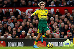 Todd Cantwell of Norwich City during the Premier League match at Old Trafford, Manchester. Picture date: 11th January 2020. Picture credit should read: James Wilson/Sportimage