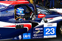 #23 UNITED AUTOSPORTS (GBR) LIGIER JS P2 LMP2 NISSAN GUY COSMO (USA)