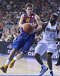 9.10.2012. Barcelona NBA Europe Live. FC Barcelona v Dallas Mavericks