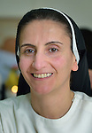 Sister Luma Khudher is a member of the Dominican Sisters of St. Catherine of Siena. She and other members of the congregation were displaced from Mosul and Qaraqosh, Iraq, in 2014 by ISIS. She teaches at the École Biblique in Jerusalem and the Babel College of Philosophy and Theology in Ankawa, Iraq.