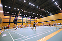 Japan team group (JPN), JULY 19, 2016 - Badminton : Training for Rio Olympic Games in Tokyo, Japan. (Photo by Sho Tamura/AFLO SPORT)