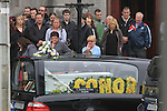 The Funeral of 4 year old conor McDaid at St Marys Church in Drogheda..Picture Fran Caffrey www.newsfile.ie