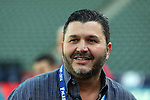 06 December 2014: MLS/SUM media consultant Gabe Gabor. Major League Soccer held a training sessions at the StubHub Center in Carson, California one day before the Los Angeles Galaxy hosted the New England Revolution in MLS Cup 2014.