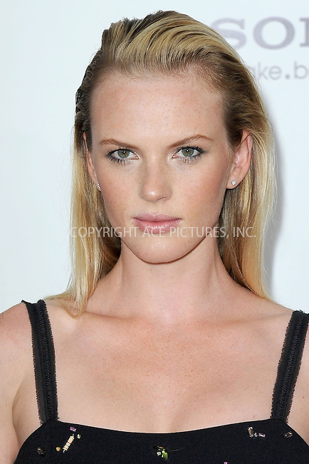WWW.ACEPIXS.COM<br /> June 25, 2013...New York City <br /> <br /> Anne Vyalitsyna attending 'White House Down' New York Premiere at Ziegfeld Theater on June 25, 2013 in New York City.<br /> <br /> Please byline: Kristin Callahan... ACE<br /> Ace Pictures, Inc: ..tel: (212) 243 8787 or (646) 769 0430..e-mail: info@acepixs.com..web: http://www.acepixs.com