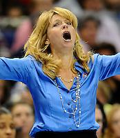 Sherri Coale, OK, WBB, Coach, Oklahoma, Sooners