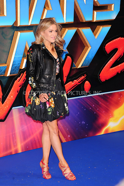 www.acepixs.com<br /> <br /> April 24 2017, New York City<br /> <br /> Olivia Cox arriving at the European Gala screening of 'Guardians of the Galaxy Vol. 2' at the Hammersmith Apollo on April 24, 2017 in London<br /> <br /> By Line: Famous/ACE Pictures<br /> <br /> <br /> ACE Pictures Inc<br /> Tel: 6467670430<br /> Email: info@acepixs.com<br /> www.acepixs.com