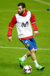 Spain's Nacho Fernandez during training session. March 23,2017.(ALTERPHOTOS/Acero)