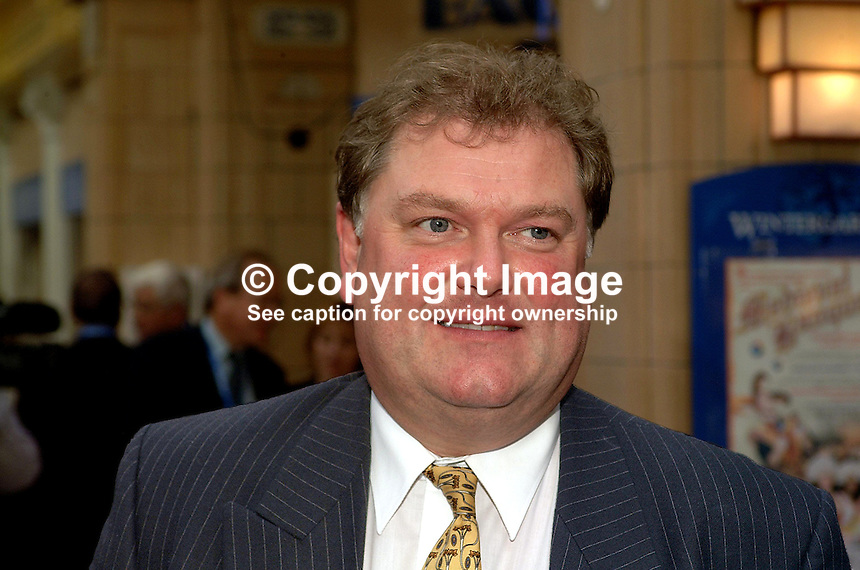 Digby Jones, Director General, Confederation of British Industry. CBI. Taken at Conservative Conference in Blackpool. Ref: 200110094189...Copyright Image from Victor Patterson, 54 Dorchester Park, Belfast, UK, BT9 6RJ..Tel: +44 28 9066 1296.Mob: +44 7802 353836.Voicemail +44 20 8816 7153.Skype: victorpattersonbelfast.Email: victorpatterson@mac.com.Email: victorpatterson@ireland.com (back-up)..IMPORTANT: If you wish to use this image or any other of my images please go to www.victorpatterson.com and click on the Terms & Conditions. Then contact me by email or phone with the reference number(s) of the image(s) concerned.