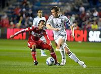 Chicago Fire vs Vancouver Whitecaps May 07 2011