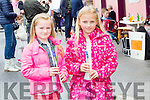 +++REPRODUCTION FREE+++<br /> THE 2016 Con Curtin Music Festival, Brosna, Co Kerry, June 24th-26th. Sisters Grace and Emma Heffernan from Asdee.