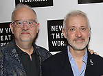 Doug Wright and Scott Frankel attend New York Theatre Workshop's 2017 Spring Gala at the Edison Ballroom on May 15, 2017 in New York City.
