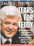 Tears for Teddy
