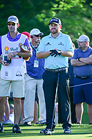 J.B. Holmes (USA) looks over his tee shot on 11 during round 2 of the Shell Houston Open, Golf Club of Houston, Houston, Texas, USA. 3/31/2017.<br /> Picture: Golffile | Ken Murray<br /> <br /> <br /> All photo usage must carry mandatory copyright credit (&copy; Golffile | Ken Murray)