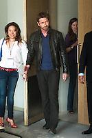 Mexico D.F., 12/04/2013, El actor Gerard Butler en el Photocall de la pelicula Olimpo Bajo Fuego, en la Ciudad de Mexico. /NortePhoto