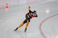 SCHAATSEN: BERLIJN: Sportforum, 06-12-2013, Essent ISU World Cup, 3000m Ladies Division B, Stephanie Beckert (GER), ©foto Martin de Jong