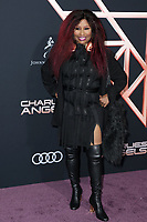 """LOS ANGELES - NOV 11:  Chaka Khan at the """"Charlie's Angels"""" Premiere at the Village Theater on November 11, 2019 in Westwood, CA"""