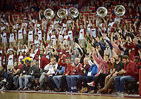 NWA Democrat-Gazette/BEN GOFF @NWABENGOFF<br /> Arkansas vs Austin Peay men's basketball on Saturday Dec. 3, 2016 at Bud Walton Arena in Fayetteville.