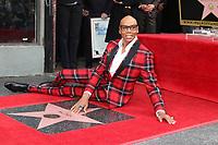 RuPaul Walk of Fame Star Ceremony