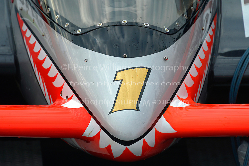 "U-1 ""Oberto""  (Unlimited Hydroplane)"