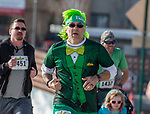 A photograph from the 5th annual Leprechaun Run in Reno on Sunday, March 12, 2017.