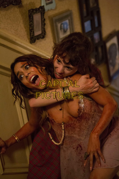 Freaks of Nature (2015) <br /> Vanessa Hudgens, Mackenzie Davis<br /> *Filmstill - Editorial Use Only*<br /> CAP/FB<br /> Image supplied by Capital Pictures