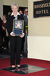 Glenn Close Hollywood Star