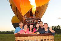 20131222 December 22 Hot Air Balloon Cairns