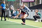 AMSTELVEEN - Hockey - Hoofdklasse competitie dames. AMSTERDAM-DEN BOSCH (3-1) . Julia Muller (A'dam)   COPYRIGHT KOEN SUYK