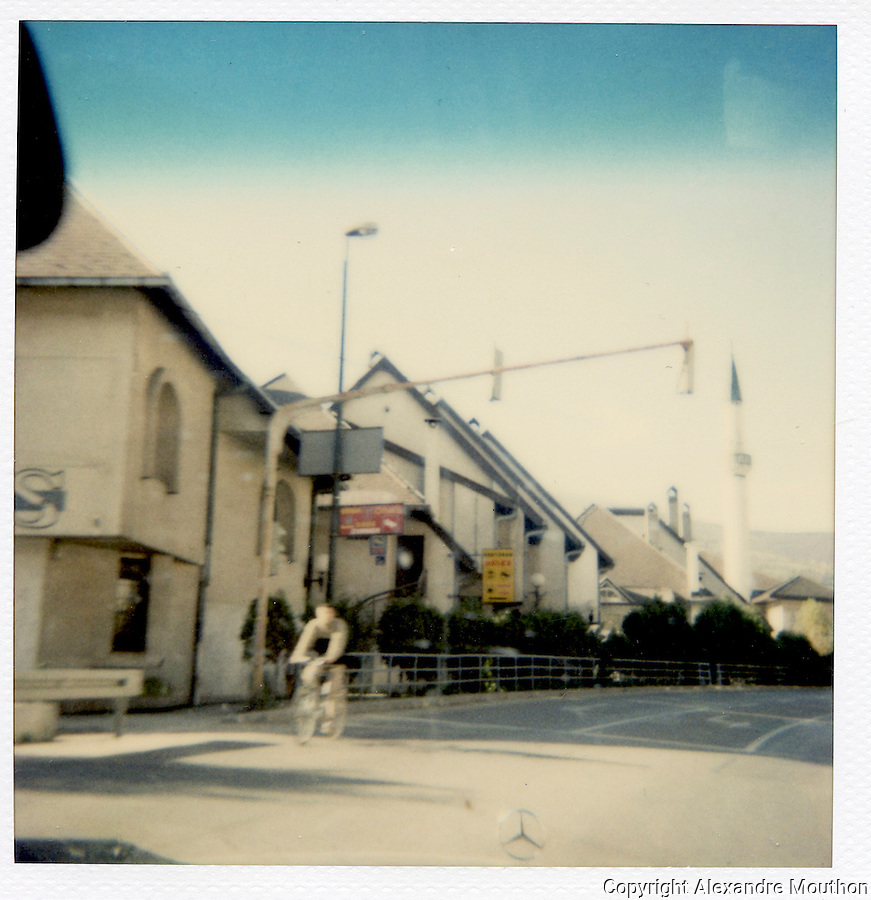 polaroid 600, Bosnia