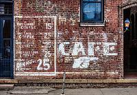 Brick Wall Ft Smith Arkansas