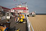 Seaside amusements on Britannia Pier, Great Yarmouth, Norfolk, England