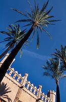 ehemalige Boerse La Llotja in Palma de Mallorca, Mallorca, Spanien