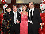 Ann Myles, Luis Bulas, Mary and Martin McGeough pictured at the Valentine Ball in the Grove House Dunleer. Photo:Colin Bell/pressphotos.ie