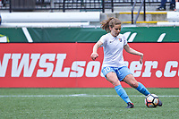 Portland, OR - Saturday June 17, 2017: Daphne Corboz during a regular season National Women's Soccer League (NWSL) match between the Portland Thorns FC and Sky Blue FC at Providence Park.