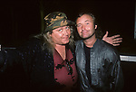 SAM KINISON, Phil Collins,
