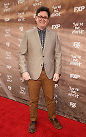 "LOS ANGELES, CA - APRIL 3: Allan McLeod attends the FYC Red Carpet event for the series finale of FX's ""You're the Worst"" at Regal Cinemas L.A. Live on April 3, 2019 in Los Angeles, California. (Photo by Frank Micelotta/FX/PictureGroup)"
