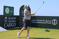 Richie Ramsay (SCO) on the 16th tee during the Pro-Am of the Saudi International at the Royal Greens Golf and Country Club, King Abdullah Economic City, Saudi Arabia. 29/01/2020<br /> Picture: Golffile | Thos Caffrey<br /> <br /> <br /> All photo usage must carry mandatory copyright credit (© Golffile | Thos Caffrey)